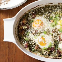 Mexican Eggs in Purgatory