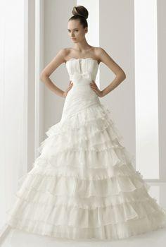 wedding dress design 2011