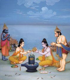 Manifestations of the major Hindu deities Hanuman Jayanthi, Shree Ram Images, Lord Sri Rama, Lord Rama Images, Lord Hanuman Wallpapers, Cute Love Pictures, God Pictures, Shiva Linga, Kali Goddess