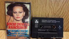 ROCÍO DÚRCAL. RANCHERAS. ME GUSTAS MUCHO. MC / ARIOLA - 1988 / CALIDAD LUJO.