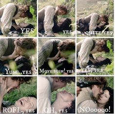 Some hanky panky behind the bushes , Yes , oh my , yes !!! #OutlanderMeme party ! I do enjoy some frolicking @Sheugs pic.twitter.com/yy45FLoYaY