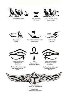 Egypt Tattoo Eye Of Horus Tattoo Egyptian Tattoos Egyptian Symbols . Ankh Tattoo, Anubis Tattoo, Egyptian Symbol Tattoo, Egyptian Eye Tattoos, Egyptian Tattoo Sleeve, Horus Tattoo, Egyptian Symbols, African American Tattoos, African Tribal Tattoos