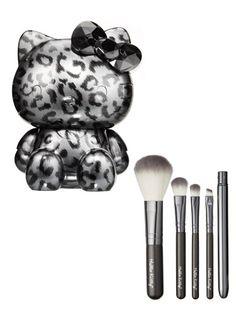 Gifts for teens: Hello Kitty Wild Thing Brush Set, $49, Sephora.