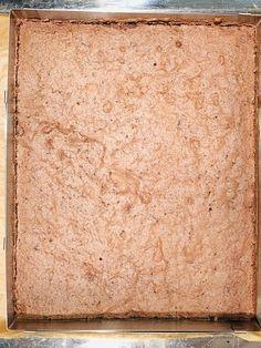 Prăjitură Fanta cu cremă de brânză dulce și blat cu cacao - Chef Nicolaie Tomescu Bread, Food, Brot, Essen, Baking, Meals, Breads, Buns, Yemek