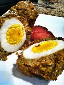 Savory Egg in a Basket Breakfast Muffins - gluten free and paleo friendly - all new recipe by Betty Rocker