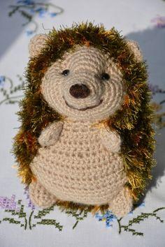 Motif chat ou motif hérisson ???  Tricoter, crocheter et chatounet