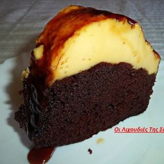 Greek Desserts, Greek Recipes, Cookbook Recipes, Cooking Recipes, Breakfast Recipes, Dessert Recipes, Confectionery, Deserts, Food And Drink