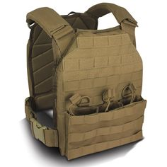 TYR Tactical® is the place to go to for medium plate carriers for ESAPI and SAPI models. Our basic plate carriers made with our patented PV material that offers up to more abrasion resistance.