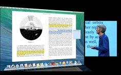 WWDC 2013 keynote iBooks preview