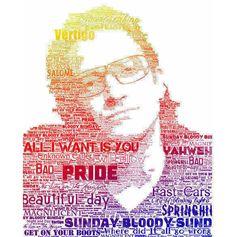 365 day 55 Bono