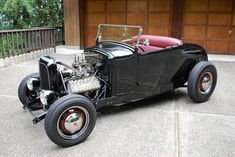 1932 Ford Flathead Roadster For Sale Front