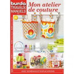 Burda Travaux manuels, Mon atelier de couture 2014