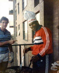 Mike Tyson | Rare, weird & awesome celebrity photos