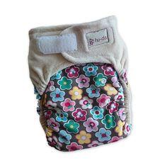 Billes Naturwaren - Stoffwindeln aus Tirol - hu-da One-Size-Windel Bio-Velour BUNT Bunt, How To Wear, Soft Soap, Products, Kids