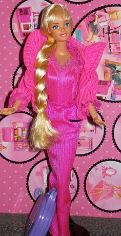 1979 Beauty Secrets Barbie - my first Barbie! Stanley Colorite Born Oct 1971 ,Barbie Collector and Designer from 1962 to With a Collection of Jem And The Holograms, Star Wars and Wonder Woman, I have 2000 Barbie dolls