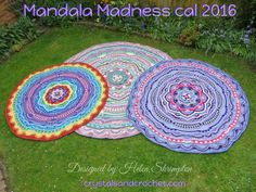 Information | Mandala Madness CAL 2016 | CALs sponsored by Scheepjes | CALs
