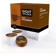 Eight OClock 100% Colombian K-Cups Coffee, 18 count