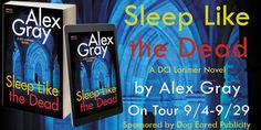 Teatime and Books: Blog Tour ~ Sleep like the Dead - A DCI Lorimer No...