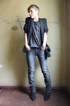 femmeboy.tumblr -tomboy fashion-#androgynous, #fashion