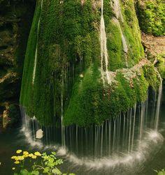 Bigar Waterfall, Caras Severin, Romania