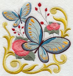 Machine Embroidery Designs at Embroidery Library! - Color Change - E3953
