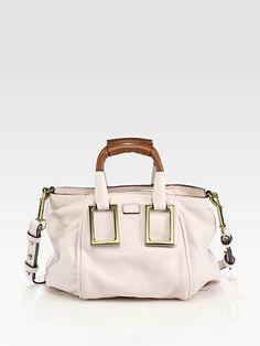 baby satchel by Chloe
