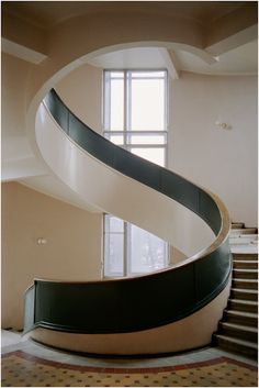 staircase, Checkist Housing scheme,photograph by Richard Pare