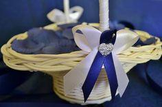 košík na lupienky z pedigu
