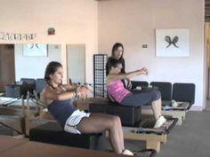 Pilates Reformer with Jennifer Balboni - Pilates Workout Pilates Workout, Pilates Reformer Exercises, Pilates Routines, Health Fitness, Abs, Yoga, Youtube, Barre, Healthy Life