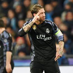love the beautiful game Sergio Ramos