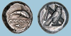 G765 A Rare and Exceptional Greek Silver Double Shekel of Tyre (Phoenicia), the Kunstfreund Example | Flickr: Intercambio de fotos