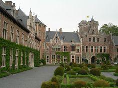 Château de Gaasbeek Belgique