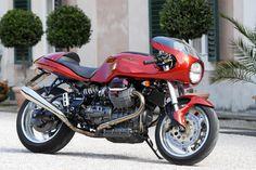 Moto Guzzi V11 Sport Café, really niceee