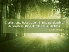 Dios, Eres mi Luz