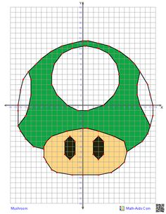 Graphing Characters Worksheets - a good emergency sub plan, or end-of-the-year activity, perhaps!