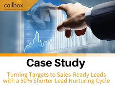 Lead nurturing can be your most powerful marketing strategy. That is why a software company specializing in SAP enterprise software solutions and business intelligence employed Callbox's lead generation services and lead nurturing tool.