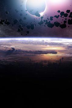 plasmatics-life:  Lusitania Eclipse ~ By Uribaani