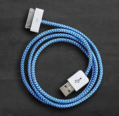 Collective Cable - Blue