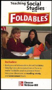 Amazon.com: Dinah Zike's Teaching Social Studies with Foldables (Reading, Study and Assessment Tool): Dinah Zike: Movies & TV