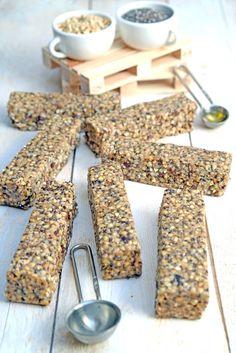 Buckwheat energy bar