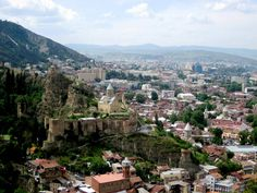 Tbilisi, formerly known as Tiflis, is the capital and the largest city of Georgia, lying on the banks of the Mtkvari River with a population of roughly 1.5 million inhabitants.