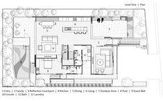 Imagen 31 de 33 de la galería de Terraza Mackay / Shaun Lockyer Architects. Planta Primer Nivel
