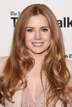 Red Hair Celebrities & Celebrity Redheads | Glamour UK