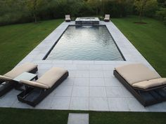 White diamond (sparkles) granite paving exfoliated and brushed, looks great around a pool with a bluestone contrasting coping tile… internal or external application ok as this is a non slip paver / floor tile. http://granitepaving.com.au/product/white-granite-paving-1