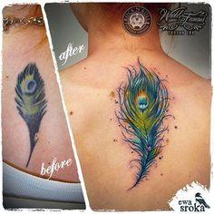 Back-Tattoo-Cover-Up-by-Ewa-Sroka.jpg (480×480)