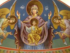 St Anne, Byzantine Icons, Blessed Virgin Mary, Religious Icons, Orthodox Icons, Blessed Mother, Our Lady, Christianity, Catholic
