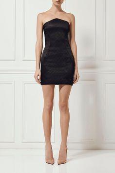 LOUISA DRESS BLACK - Dresses - Shop