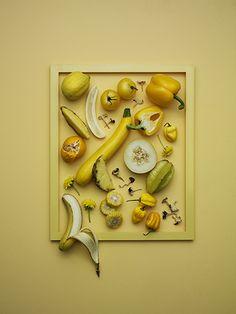Yellow by Olivia Jeczmyk