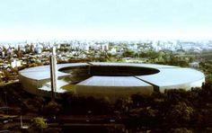 Estadio Centenario Siglo XXI ?