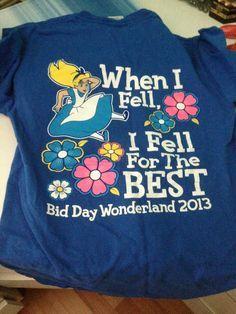 alice in wonderland bid day - Google Search